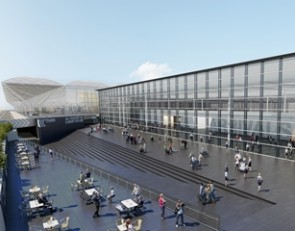 Stansted Airport plans new £130 million arrivals building