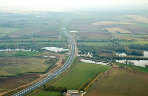 Huntingdon Southern Bypass opens ahead of schedule