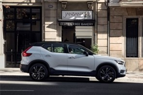 Award-winning Volvo XC40 now available to test drive