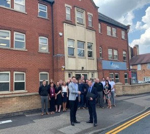 Growing companies on the move in Peterborough